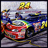 Jeff Gordon Pit